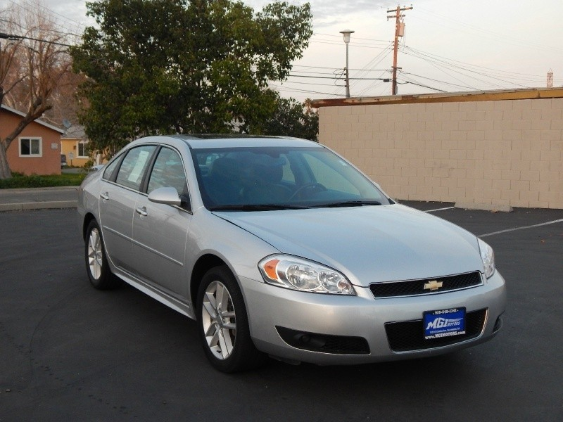 2014 Chevy Impala LTZ $275. per mth....No Payment for 90 Days and 2.9% Interest Rate