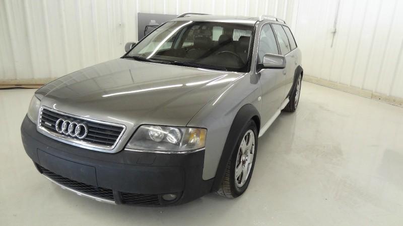 2004 Audi allroad 5dr Wgn 2.7T quattro AWD Auto