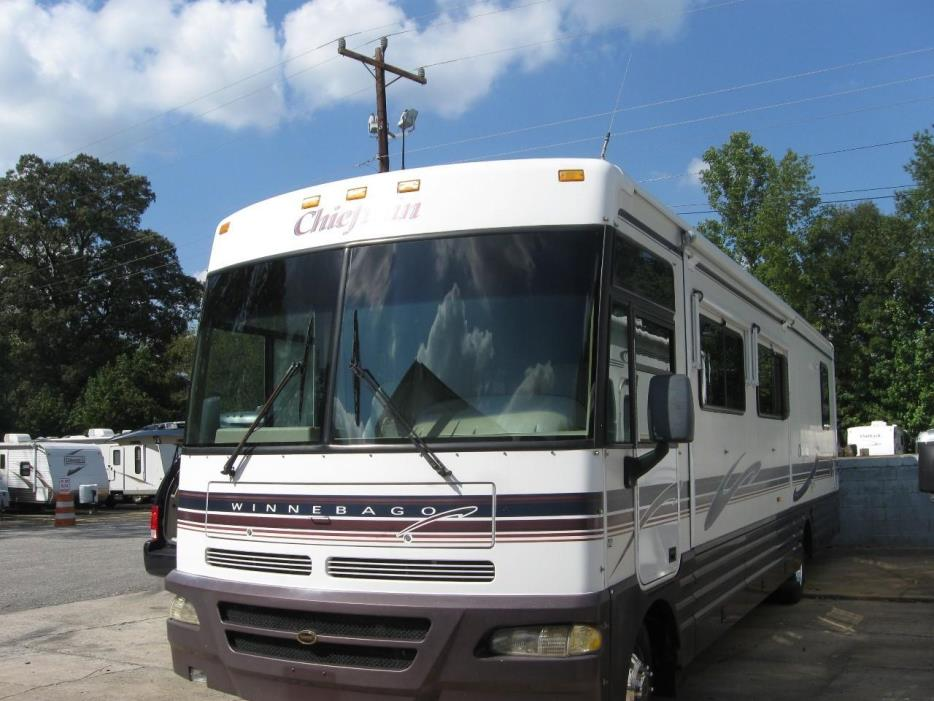 1999 Winnebago Chieftain Rvs For Sale