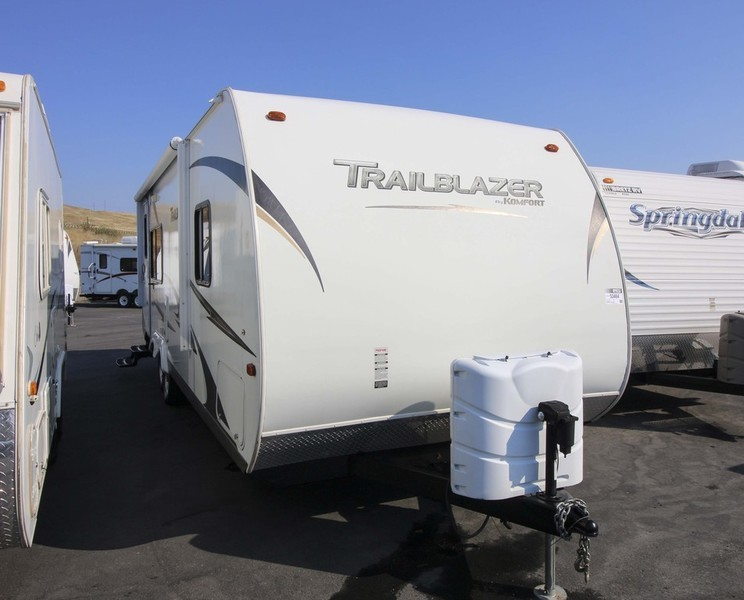 2011 Komfort Trailblazer 24RKS