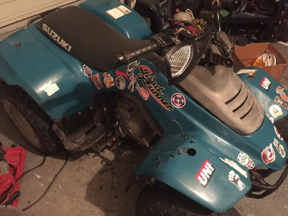 1998 Suzuki LT