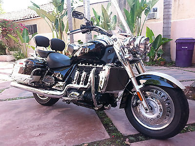 2011 Triumph Rocket III  TRIUMPH ROCKET III TOURING WITH SE PACKAGE UPGRADES! 22,787 miles