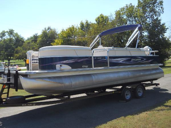 24 Ft Sylvan Pontoon Boats For Sale
