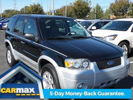 2007 ford escape cars for sale in memphis tennessee. Black Bedroom Furniture Sets. Home Design Ideas
