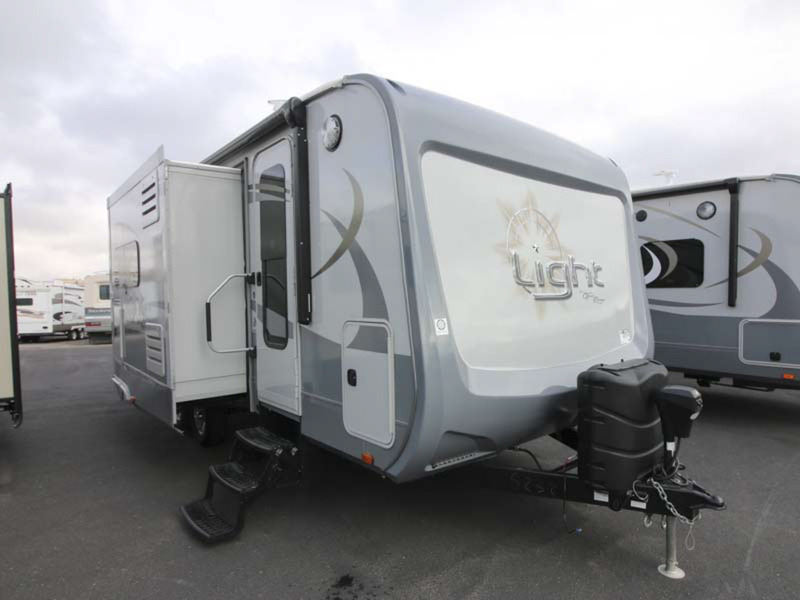 2017 Open Range Rv Light Travel Trailer LT221RQB