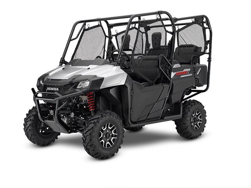 honda pioneer 700 4 deluxe motorcycles for sale in michigan. Black Bedroom Furniture Sets. Home Design Ideas