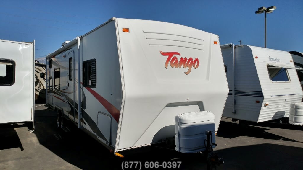 2008 Pacific Coachworks Tango 299BHS