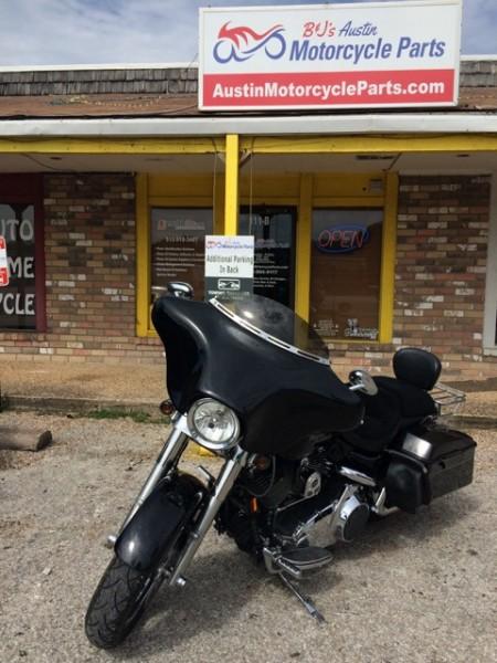 2007 Harley Davidson FLHRS Road King