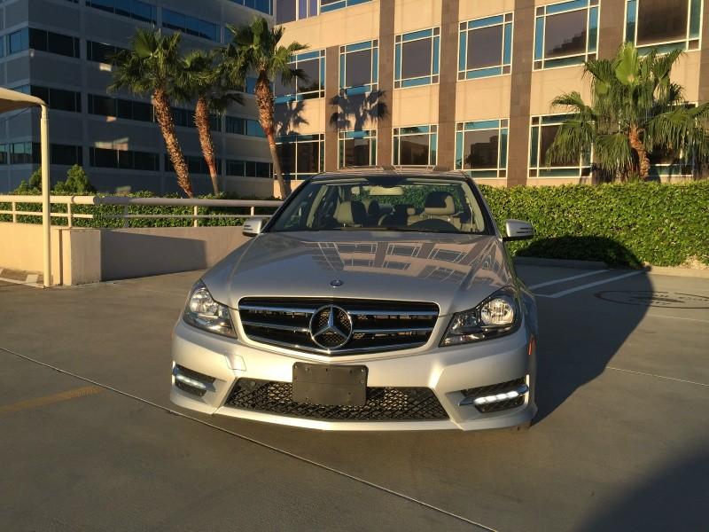 2014 Mercedes-Benz C250 RWD