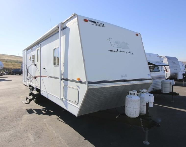 2006 Komfort Campsite 261S