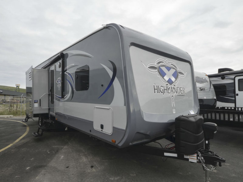 2017 Open Range Rv Highlander Travel Trailer HT31RGR
