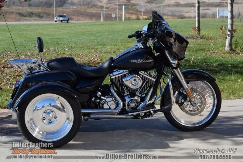 2016 Harley Davidson Tri Glide Freewheeler: Trike Motorcycles For Sale In Omaha, Nebraska