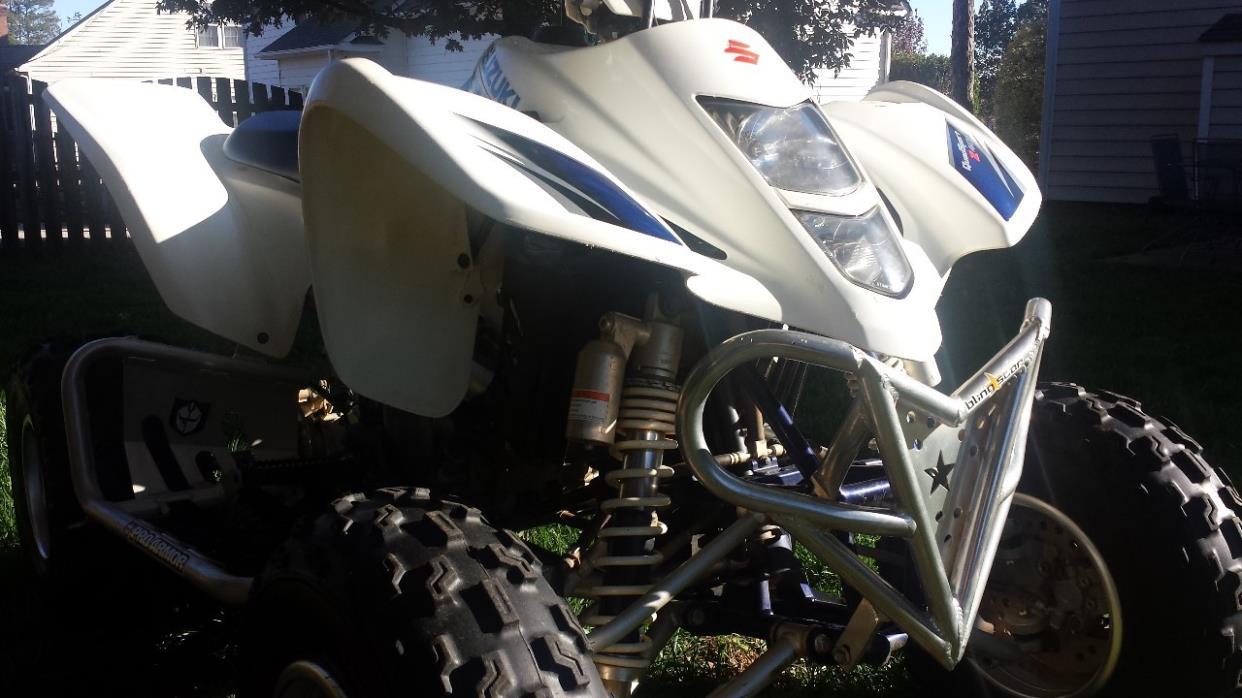2008 Suzuki Z 400