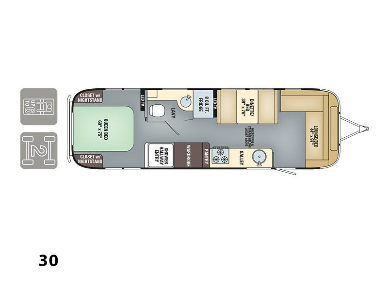 2017 Airstream International Serenity 30