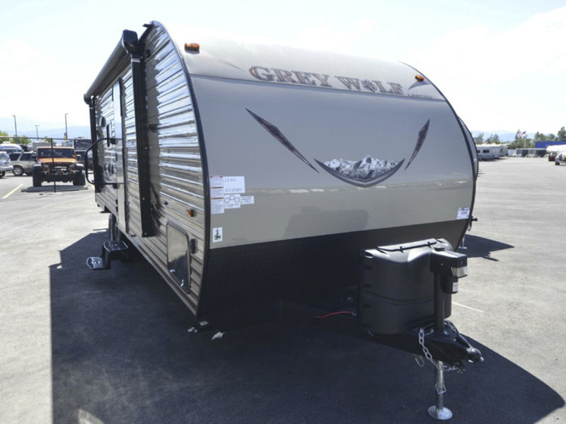 2017 Forest River Cherokee Grey Wolf 23BD