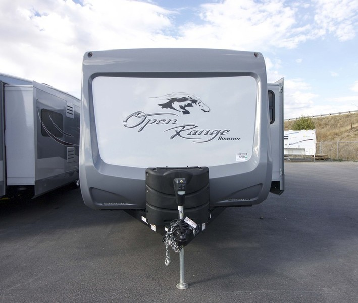 2017 Open Range Rv Roamer Fifth Wheel RF316RLS