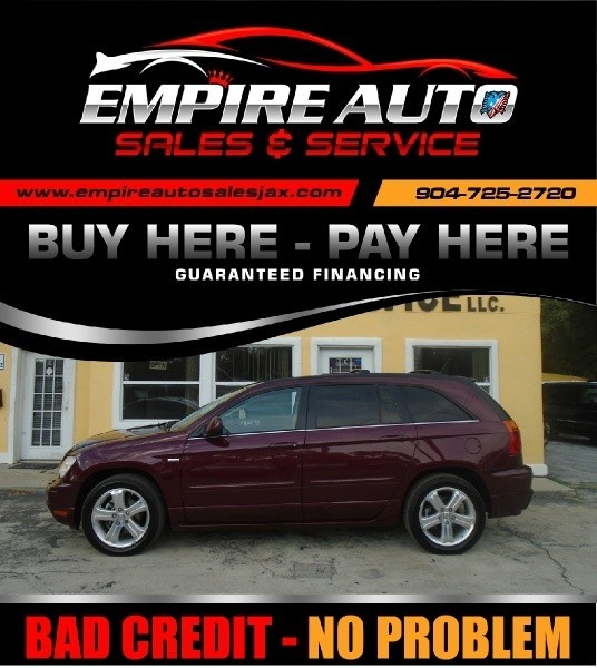 Chrysler Pacifica 2008 Cars For Sale