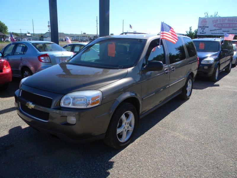 2005 Chevrolet Uplander 4dr Ext WB FWD LS