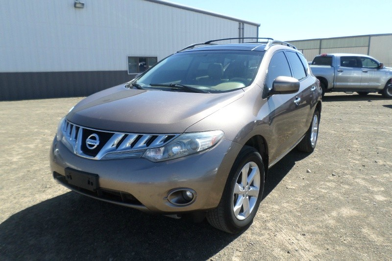 2010 Nissan Murano 2WD SL, FULLY LOADED, LEATHER, DOUBLE SUNROOF, HEATED SEATS, POWER EVERYTHING, NO