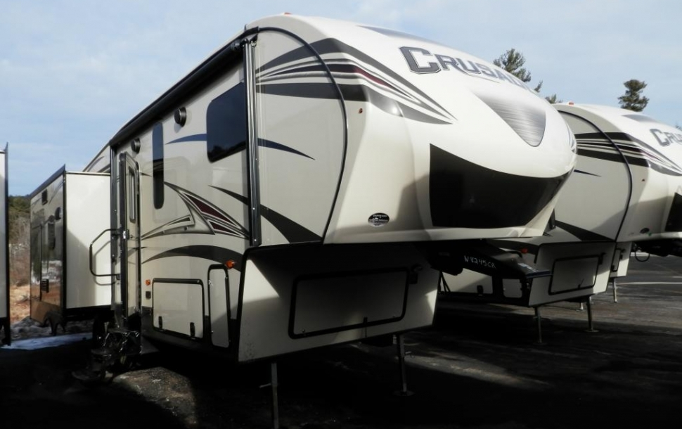 2016 Prime Time Crusader 297RSK
