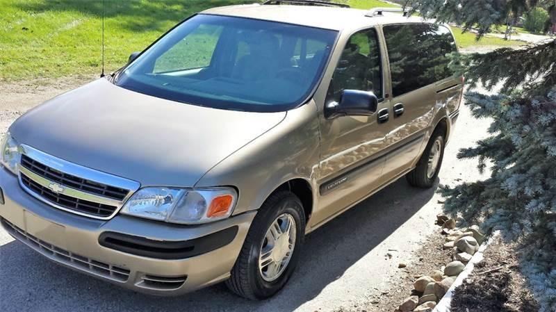 2005 Chevrolet Venture LS 4dr Extended Mini Van