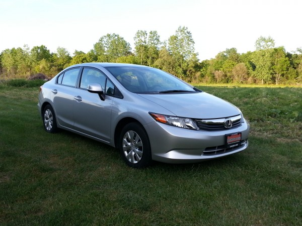 2012 Honda Civic LX, Like New, Excellent Condition, Low Miles
