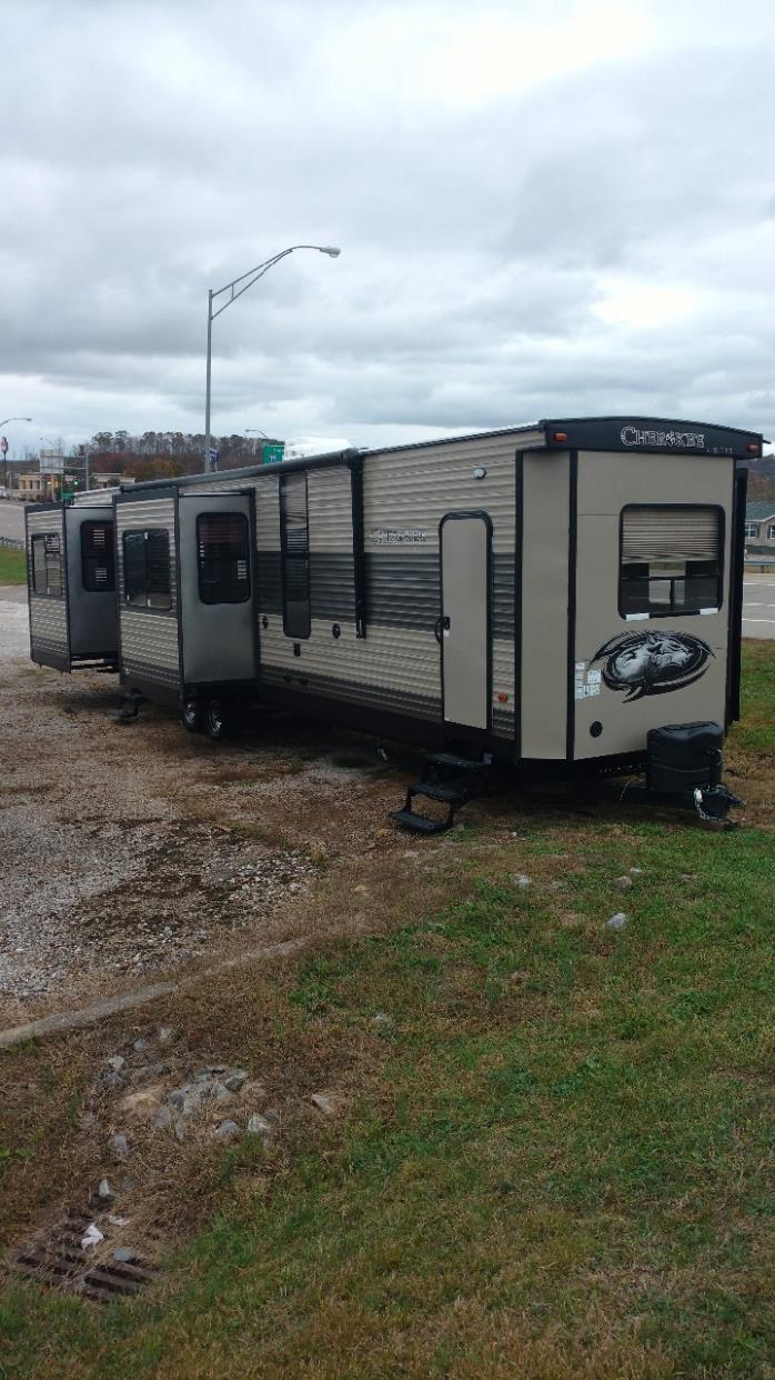 Cherokee 39 Park Rvs For Sale