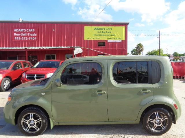 2010 Nissan cube 5dr Wgn I4 CVT 1.8 S