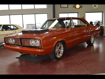 1966 Dodge Coronet unburst Orange 470 Automatic FAST CUSTOM MINT SHOW SHOW SHOW