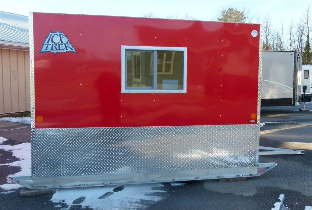 Ice trek rvs for sale in grand rapids minnesota for Ice trek fish house