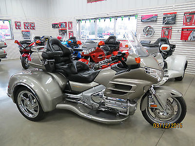 Goldwing Trike Motorcycles for sale in Lima, Ohio