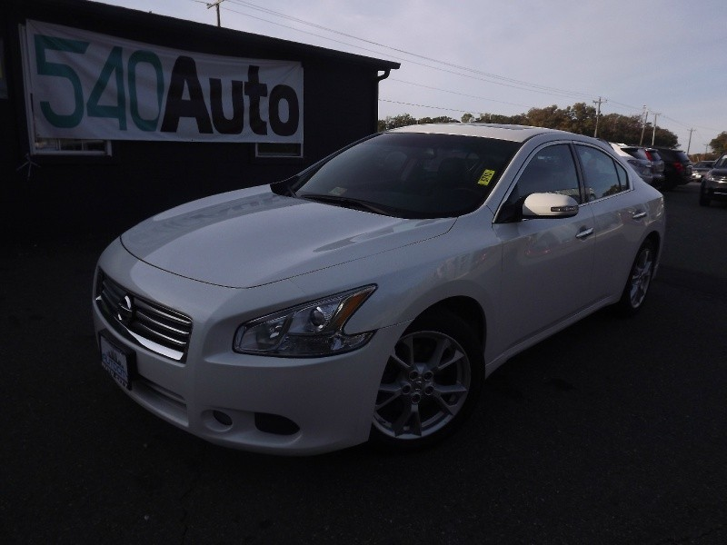 2013 Nissan Maxima 4dr Sdn 3.5 S