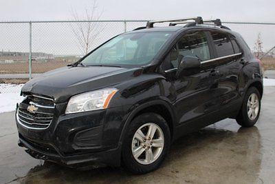 2015 Chevrolet Trax LT 2015 Chevrolet Trax LT Salvage Rebuilder Low Miles!! Back Up Cam!! Options!!