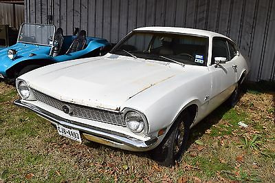 1970 Ford Maverick 1970 Ford Maverick - Original unrestored