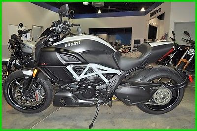 Ducati Diavel CARBON 2015 Ducati Diavel CARBON Used
