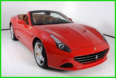 2016 Ferrari California T 2016 FERRARI CALIFORNIA T, FERRARI APPROVED CPO, BEAUTIFUL SPEC, 1,822 MILES!