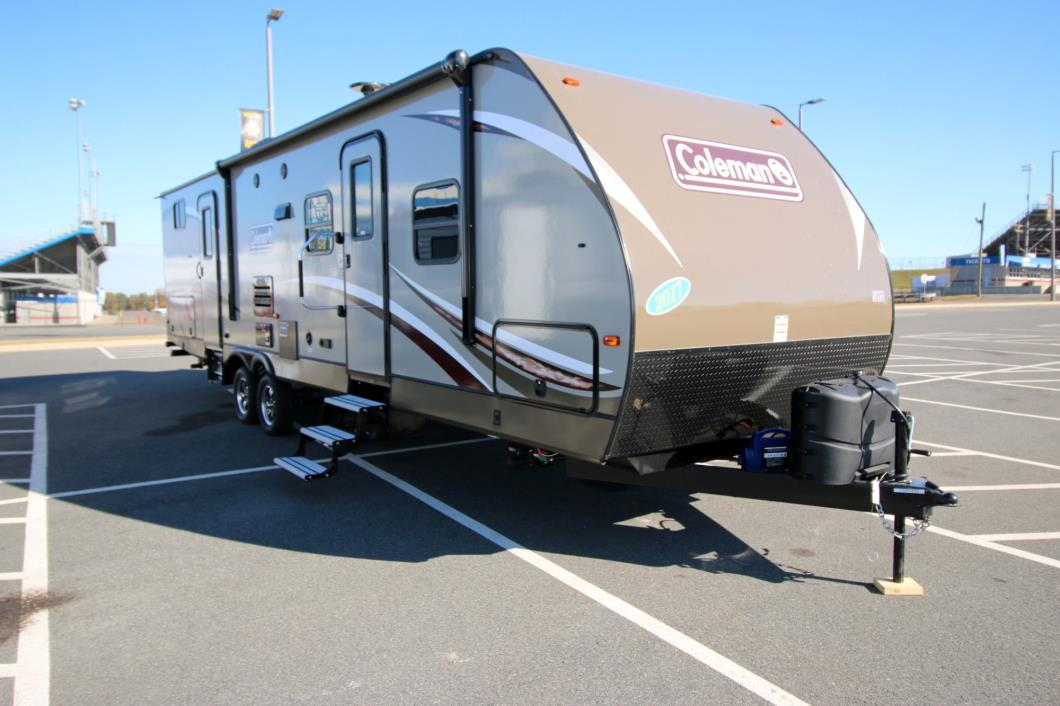 2017 Coleman COLEMAN LIGHT 3015BH
