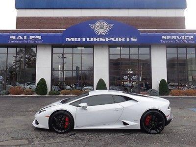 2015 Lamborghini Huracan LP610-4 Coupe 2015 Lamborghini Huracan