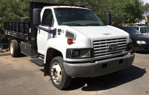 Chevrolet C4500 cars for sale in Arizona