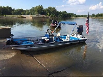Flat Bottom Jet Boat Boats for sale