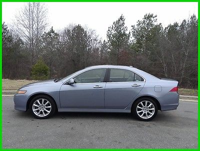 2007 Acura TSX Base Sedan 4-Door 2007 ACURA TSX MOONROOF - FREE SHIP