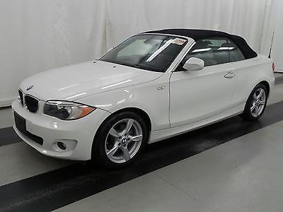 2013 BMW 1-Series Base Convertible 2-Door 2013 BMW 128i Base Convertible 2-Door 3.0L