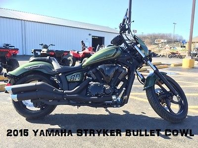Yamaha v star 1300 stryker bullet cowl motorcycles for sale for Yamaha stryker bullet cowl for sale