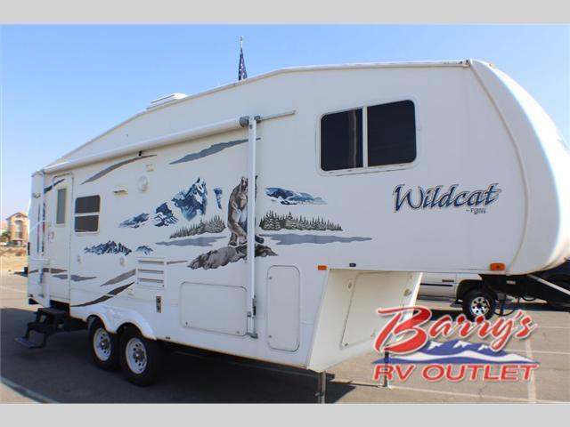 Forest Wildcat 24rl Rvs For Sale In California