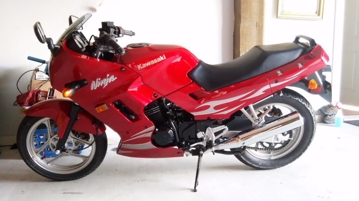2007 kawasaki ninja 400 motorcycles for sale. Black Bedroom Furniture Sets. Home Design Ideas