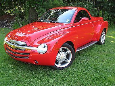 2004 Chevrolet SSR 2004 Chevy SSR