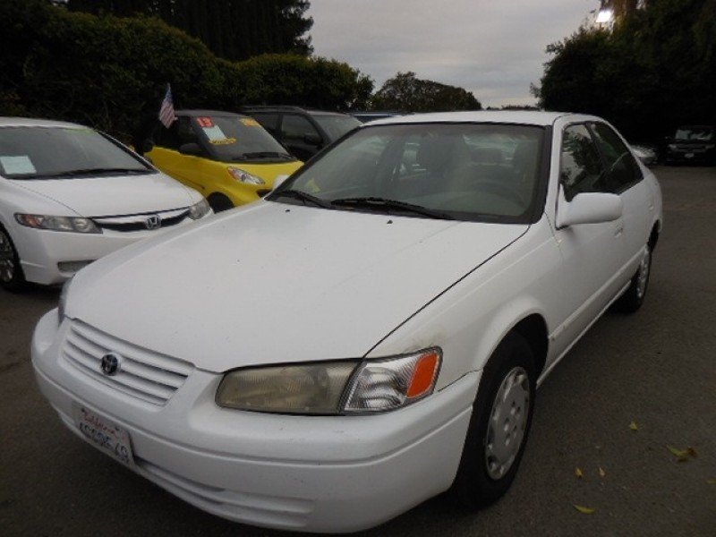 1998 toyota camry le cars for sale. Black Bedroom Furniture Sets. Home Design Ideas