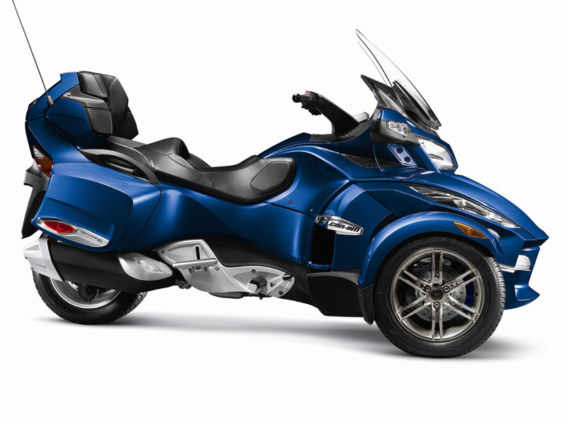 can am spyder rt motorcycles for sale in madison wisconsin. Black Bedroom Furniture Sets. Home Design Ideas
