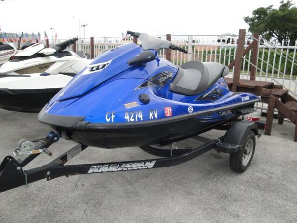 2013 Yamaha WaveRunner VXR