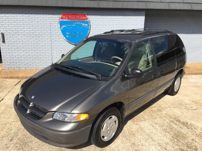1998 Dodge Caravan 4dr SE 113 WB